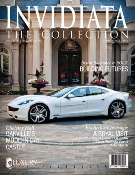 The Invidiata Collection – Fall 2012 Lifestyle Edition