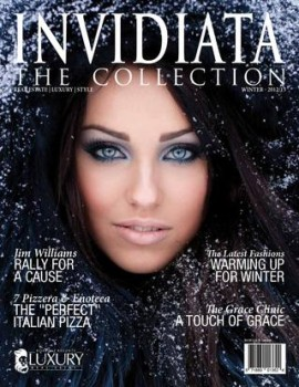 The Invidiata Collection Magazine – Winter 2012 Food & Fashion Edition