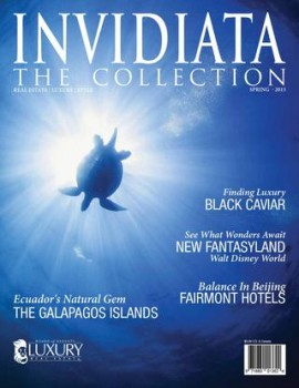 The Invidiata Collection Magazine – Spring 2013 Travel Edition