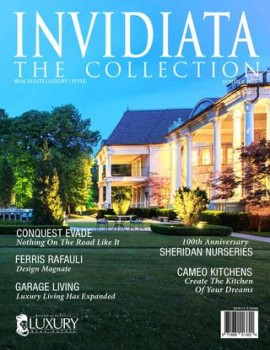 The Invidiata Collection Magazine – Summer 2013 Home & Garden Edition
