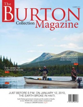 The Burton Collection Magazine – Summer 2013 Edition