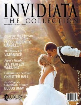 The Invidiata Magazine – Fall Lifestyle Edition
