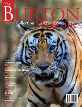 The Burton Collection Magazine – Winter 2013 Edition