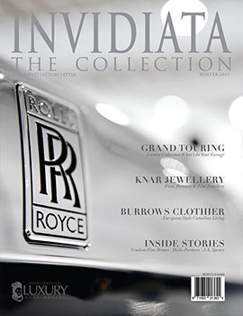 The Invidiata Magazine – Winter 2013 Shopping & Dining Edition