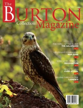 The Burton Collection Magazine – Summer 2014 Edition