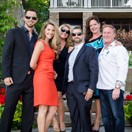 The Cayman Marshall Muskoka Collection Premiere Launch Party