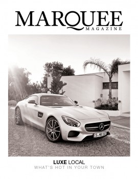 Marquee Magazine Luxe Local Insert