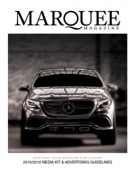 Marquee Magazine Media Kit