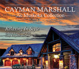 Muskoka Real Estate Summer 2015 Cover