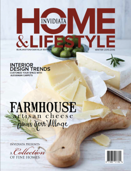 Invidiata Home & Lifestyle: Burlington & Oakville Edition Winter 2015/16