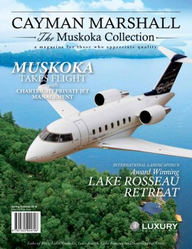 Cayman Marshall Muskoka Collection Spring/ Summer 2016