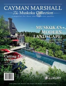 Cayman Marshall Real Estate Magazine Summer/ Fall 2016