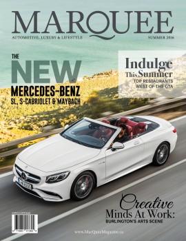 MarQuee Magazine – Summer 2016