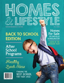 Invidiata Homes & Lifestyle: Burlington/ Oakville Edition Fall 2016