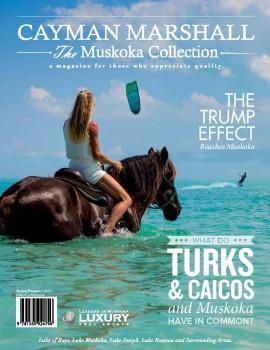 Cayman Marshall Muskoka Collection Spring/Summer 2017