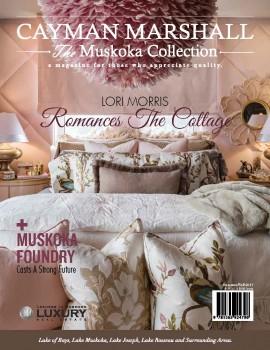 Cayman Marshall Muskoka Collection Summer/Fall 2017