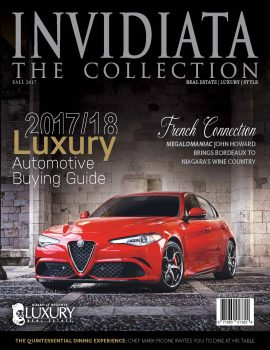 The Invidiata Collection Fall 2017