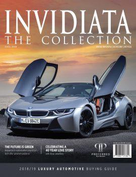 The Invidiata Collection Fall 2018