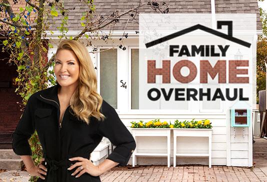 Family Home Overhaul