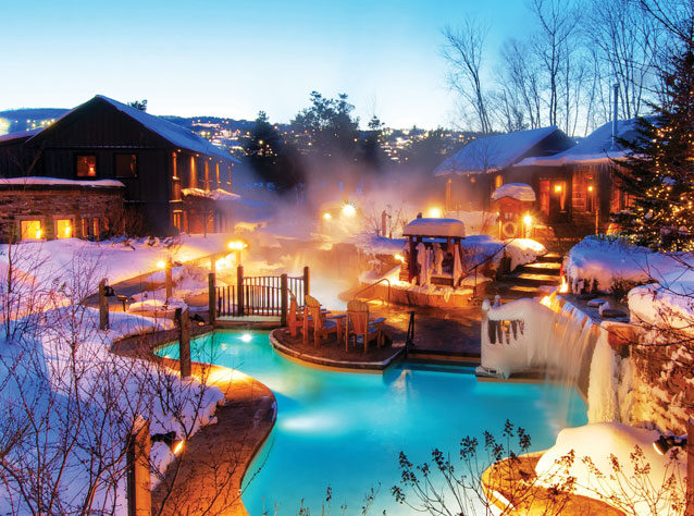 Ontario Staycation: Blue Mountain Resort Spa