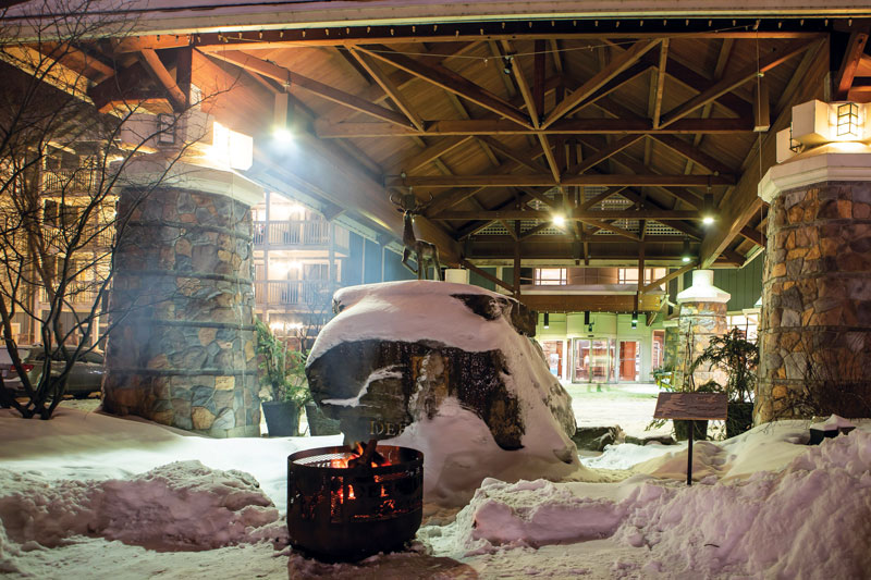 Ontario Staycation: Deerhurst Resort