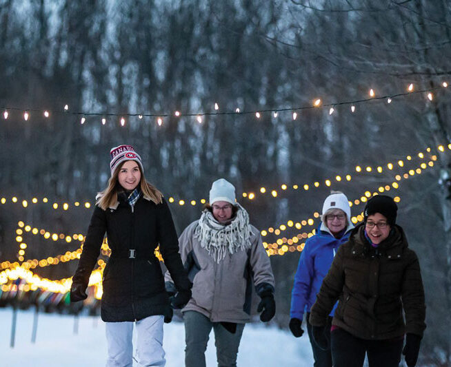 Ontario Staycation: Deerhurst Resort Winter