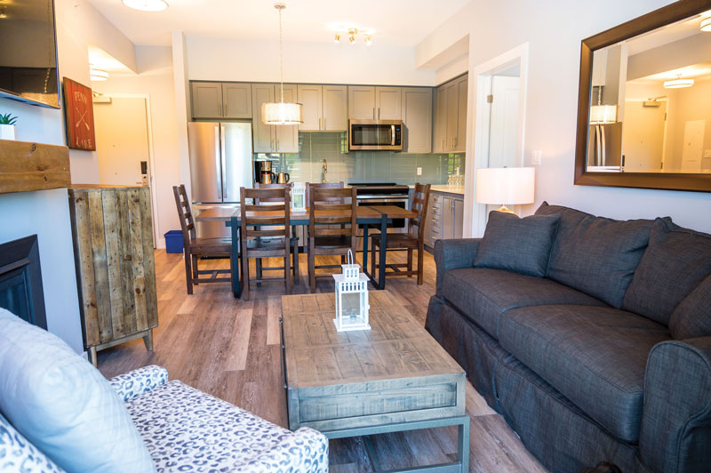 Ontario Staycation: Deerhurst Resort Room