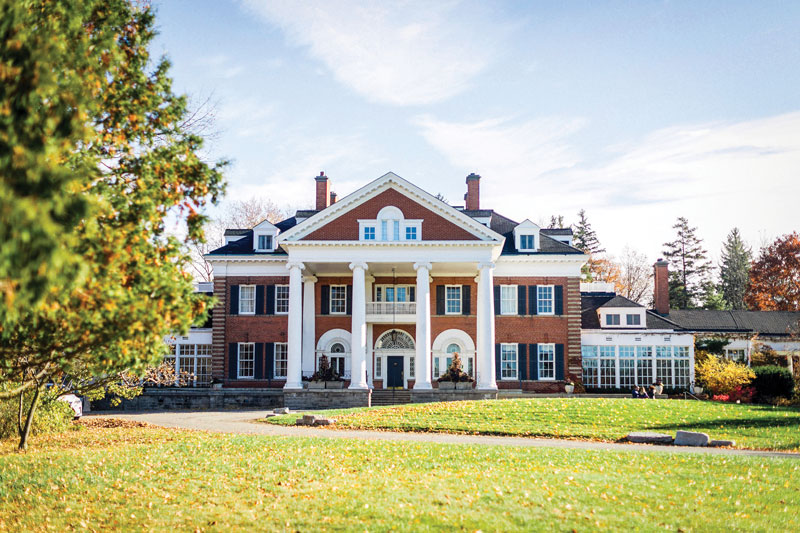 Ontario Staycation: Langdon Hall