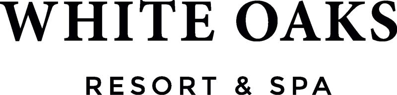 Ontario Staycation: White Oaks Resort & Spa Logo