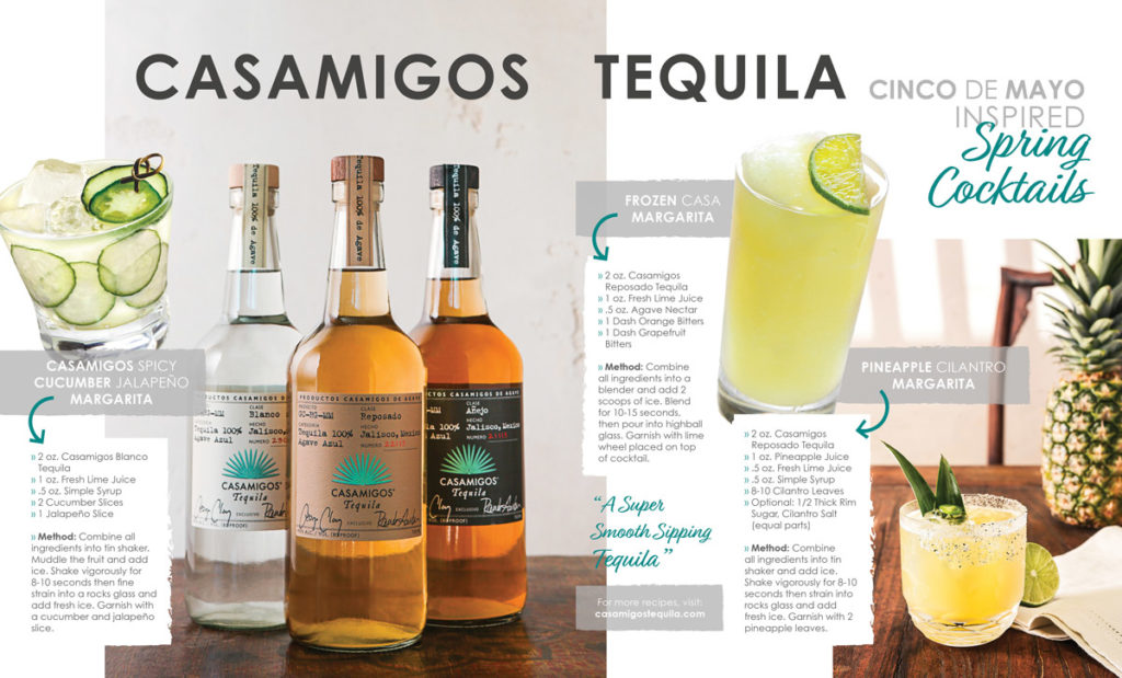 Casamigos – Summer Recipes