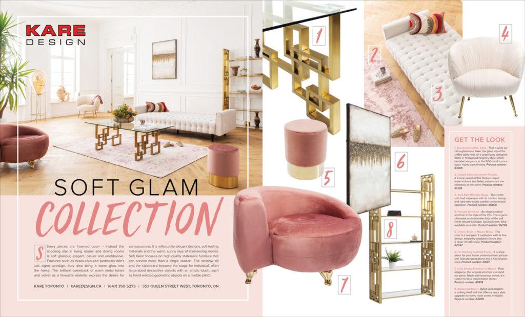 "KARE Design – ""Shop The Look"""